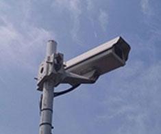 防犯カメラ機器