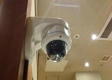 フルメンテナンスで安心!呉市飲食店店舗防犯カメラ1台設置工事