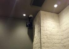大手警備会社を導入してても!広島市防犯カメラ3台設置工事