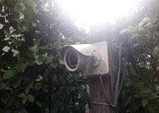 防犯カメラでトラブル解決!呉市戸建て住宅設置工事