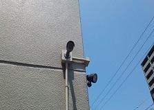 故障時も迅速対応!安佐南区マンション防犯カメラ入れ替え工事