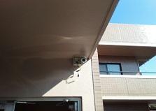空室対策に!東広島市西条マンション防犯カメラ設置工事