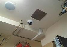 相談だけでもOK!広島市中区飲食店防犯カメラ1台設置工事