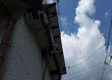 故障時も対応!広島市安芸区戸建て防犯カメラ入れ替え工事