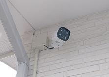 法人・個人どちらもリース可能!三原市戸建て防犯カメラ設置工事