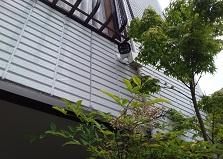 個人リース可!福山市戸建て家庭用防犯カメラ設置工事