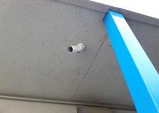 他社と比較下さい!山口県岩国市アパート防犯カメラ設置工事