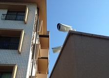 対応地域外もご相談下さい!愛媛県マンション防犯カメラ設置工事