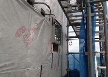 マイホームに防犯対策!廿日市市戸建て防犯カメラ設置工事