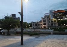 官公庁施設もお任せ下さい!広島市『平和記念公園』防犯カメラ設置事例