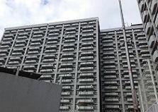 建物を傷つけない方法!市営マンション防犯カメラ設置工事