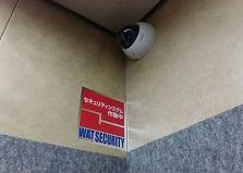 エレベータ―内に設置!広島市中区防犯カメラ設置工事