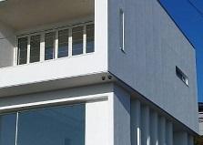 新築への設置もお任せ下さい!広島市西区防犯カメラ設置工事