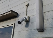 LED工事もお任せ下さい!呉市事務所防犯カメラ設置工事
