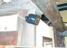 設置工事だけもお任せ下さい!広島市中区飲食店防犯カメラ設置工事