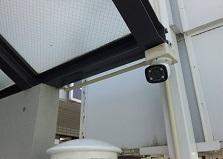 IPカメラもお任せ!広島市西区マンションネットワークカメラ設置工事