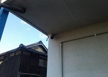 リースも最短!岡山県倉敷市アパート防犯カメラ設置工事
