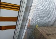 穴を空けない施工!広島市西区戸建て防犯カメラ設置工事