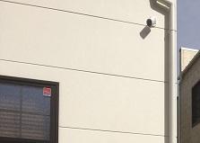 2019.3.28 広島県安芸郡戸建て住宅 防犯カメラ設置工事