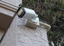 2019.3.1 広島市東区戸建て住宅防犯カメラ3台設置工事