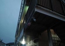2019.5.3 広島県廿日市市アパート防犯カメラ設置工事