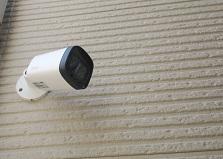 2019.4.11 広島市西区戸建て防犯カメラ設置工事