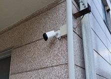 2019.6.27 広島市ビル施設防犯カメラ設置工事