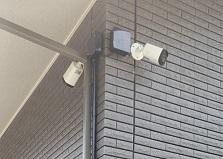 2019.6.26 山口県下松市戸建て住宅防犯カメラ設置工事