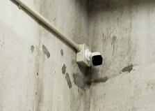 2019.11.26 廿日市市マンションゴミ置き場 防犯カメラ設置工事