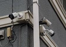 2019.12.27 広島県三次市戸建て住宅 防犯カメラ設置工事