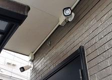 2019.12.03 広島市戸建て住宅様 防犯カメラ追加設置工事