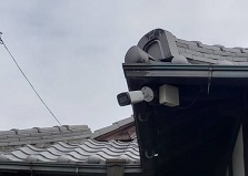 2020.1.23 広島市マンション・戸建て住宅防犯カメラ設置工事