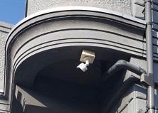 2019.1.14 山口県戸建て住宅 4Kカメラ設置取り付け工事