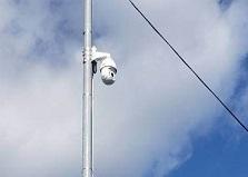 2020.2.12 広島市船舶管理施設様監視カメラ移設工事