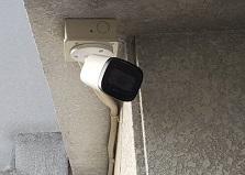2020.2.20 広島市マンション 監視カメラ追加移設工事
