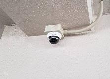 2020.2.28 東広島市老人ホーム施設 防犯カメラ設置工事
