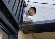 2020.3.10 広島市戸建て住宅 家庭用防犯カメラ設置工事