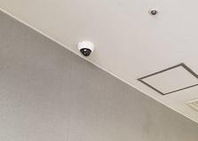 2020.3.19 広島市企業様ビル物件 監視カメラシステム導入工事