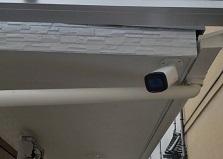 2020.5.4 東広島市賃貸アパート物件 防犯カメラ設置工事