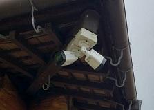 2020.5.30 広島県戸建て 防犯カメラセキュリティ機器設置工事