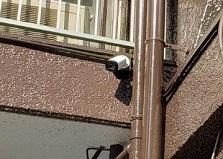2020.6.29 広島市マンション 防犯カメラ追加設置工事