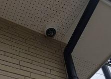 2020.7.8 広島市戸建て住宅防犯カメラ設置工事
