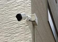 広島市戸建て住宅 防犯カメラ設置工事