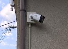 三原市戸建て住宅 防犯カメラ設置工事