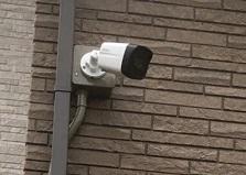 東広島市新築戸建住宅 防犯カメラ設置工事