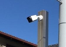 広島市新築アパート物件様 防犯カメラ設置工事